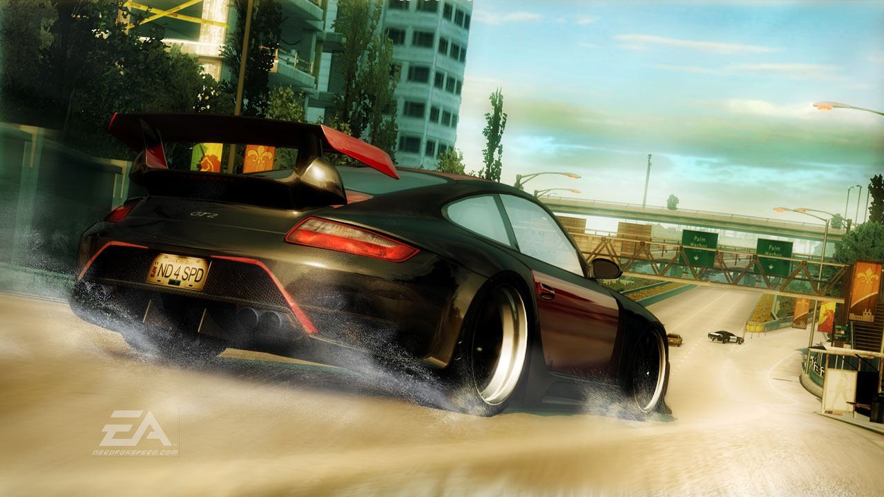 Need for Speed Undercover - English fansite